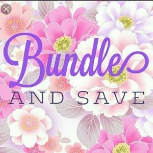 💐Bundle and save 💐